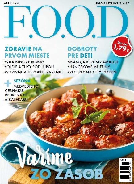 food april 2020